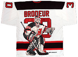View More Hand-Painted Hockey Jerseys